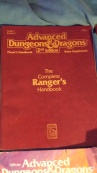 ADD Ranger's Book